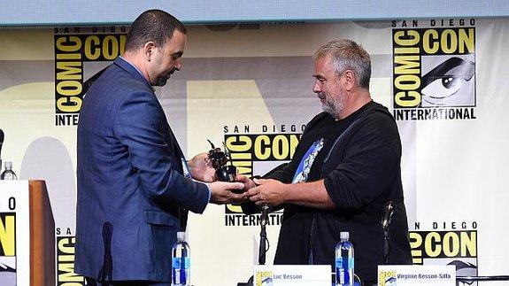 Comic-Con стоя аплодировал кадрам из нового фильма Люка Бессона