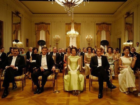 Президент, муж, сын ибрат: Клан Кеннеди наэкране