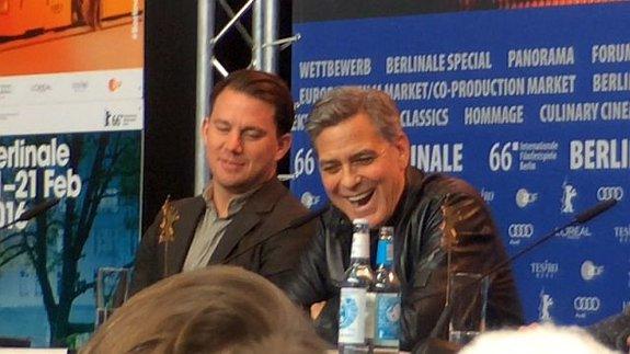 Ченнинг Татум и Джордж Клуни