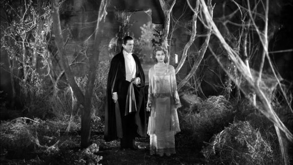 Дракула в исполнении Белы Лугоши / Кадр из фильма Тода Браунинга 1931 года
