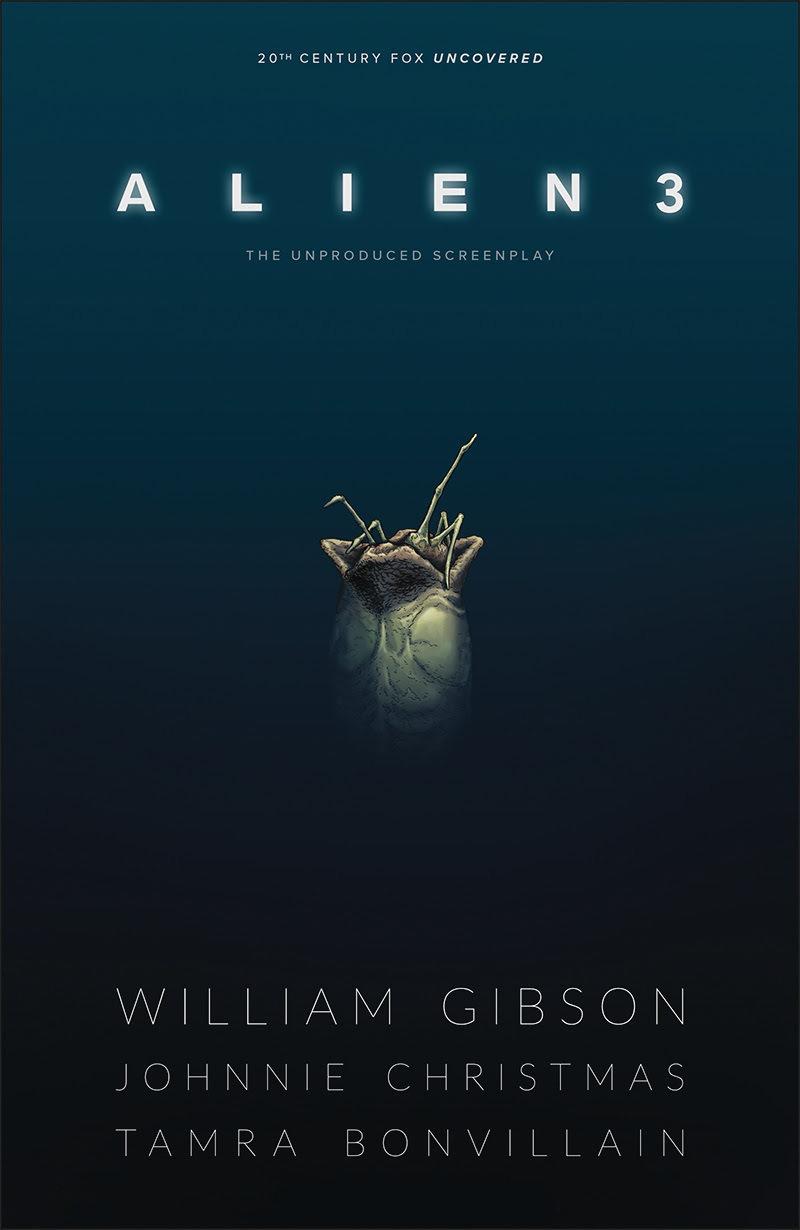 «Чужой 3» Уильяма Гибсона / Издательство Dark Horse