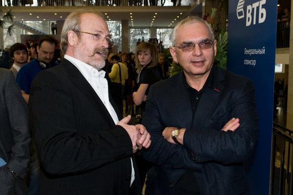 Владимир Хотиненко и Карен Шахназаров