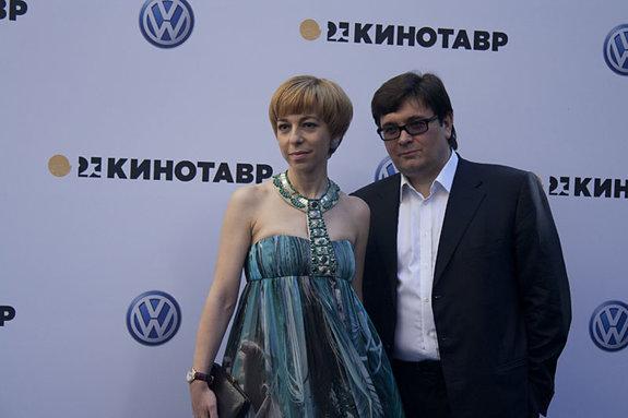 Марианна Максимовская, Валерий Борисов