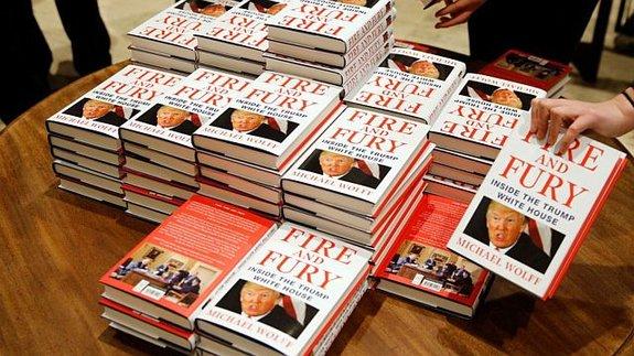 Книга о президентстве Дональда Трампа станет сериалом