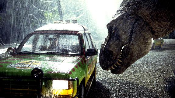 Челюсти юрского периода: Как снимали главный фильм о динозаврах