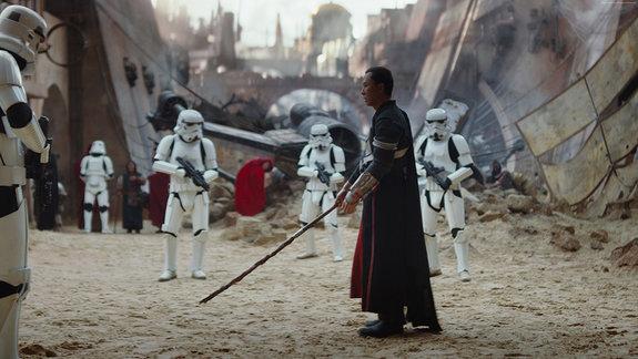 Кадр из фильма «Изгой-один. Звёздные войны. Истории»