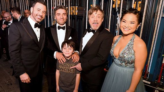 Авторы шоу Джимми Киммела рассказали о закулисье «Оскара»