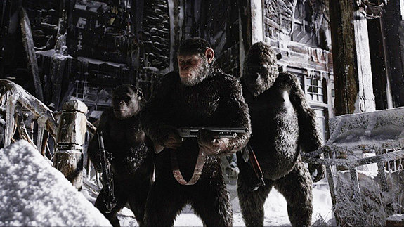 «Планета обезьян: Война»