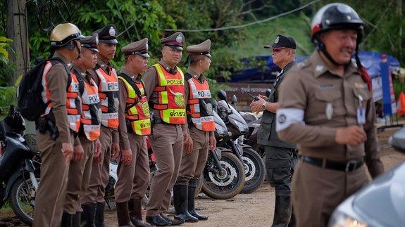 История спасения детей в Таиланде может стать основой для фильма