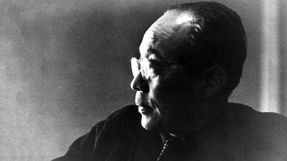 Шляпка из осоки: Глава из книги «Мидзогути и Япония»