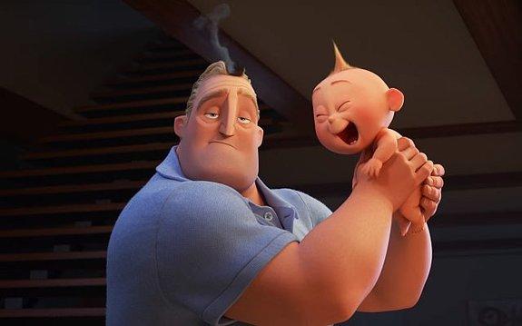 Тизер фильма «Суперсемейка 2»: Pixar возвращается с любимыми персонажами