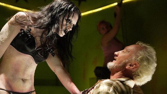 «Стриптиз от зомби» (2008)