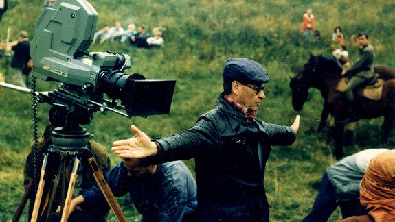 Владимир Мотыль: «Кинематограф обречен создавать быстро умирающие фильмы»