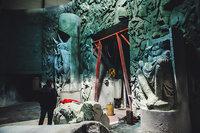 Съемки фильма «Вечный холод»