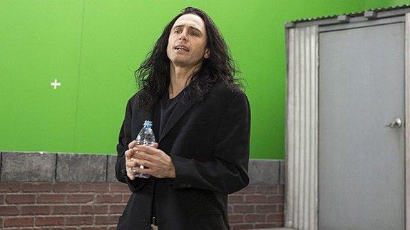 Джеймс Франко воссоздал 25 минут «Комнаты» для своего фильма