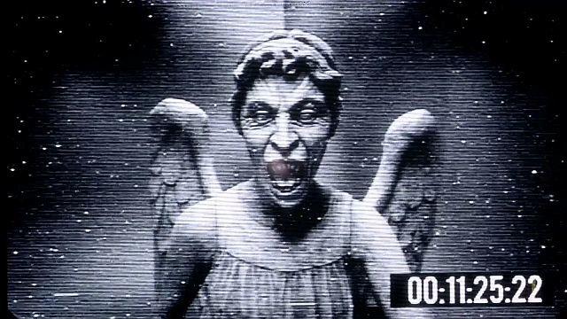 Плачущие ангелы— очень неприятная штука