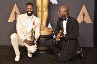 Тарелл Элвин Мак-Крани и Барри Дженкинс / Фото: Getty Images