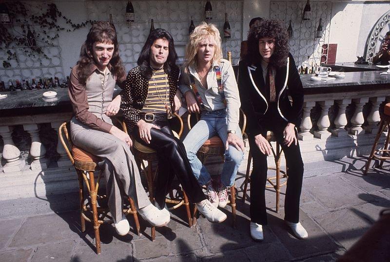 Queen в 1976 году / Фото: Getty Images