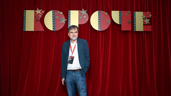 Сергей Сельянов на кинофестивале «Короче»