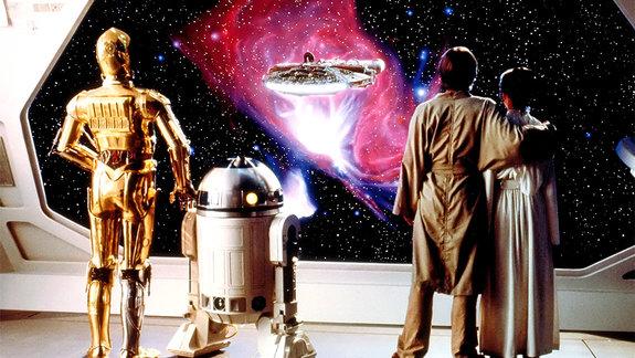 Тест: Насколько хорошо вызнаете «Звездные войны»?