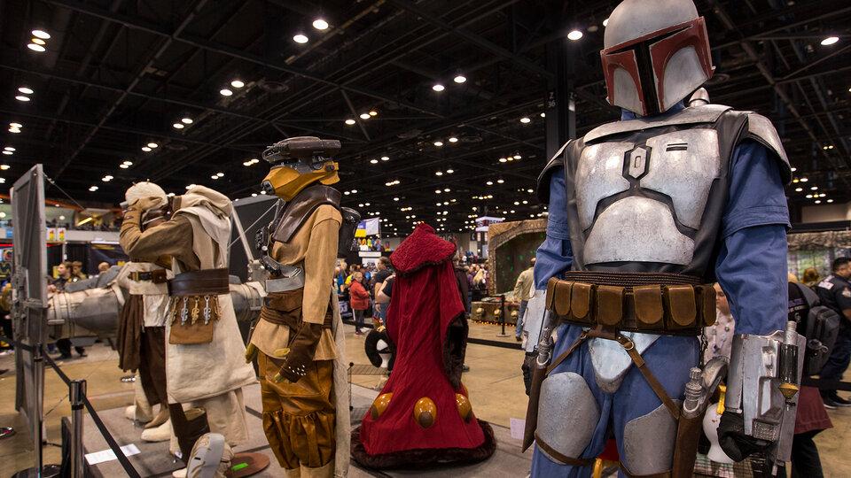 Star Wars Celebration VI / Фото: Getty Images