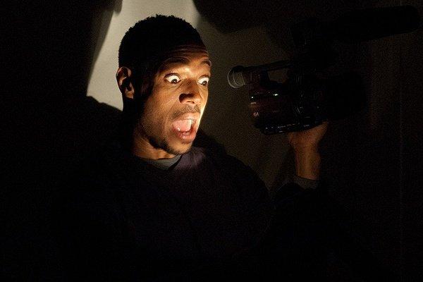 «Дом с паранормальными явлениями»