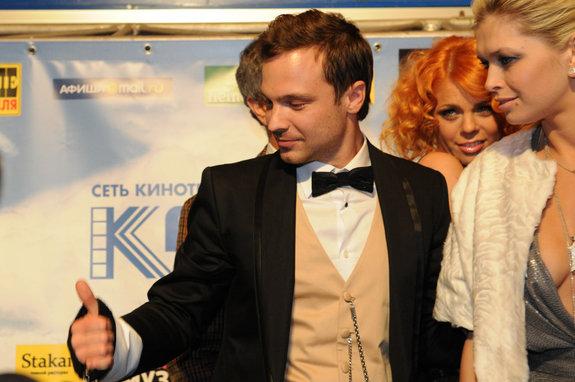 Алексей Чадов, Анастасия Стоцкая и Вера Брежнева