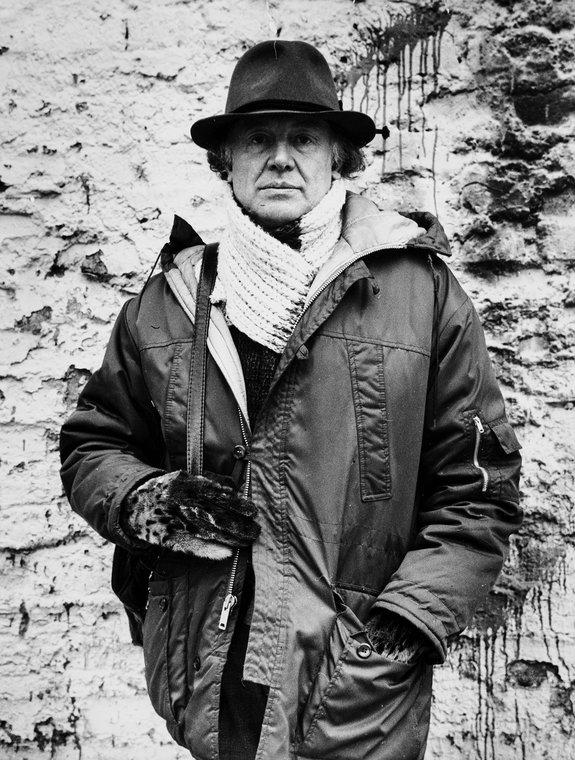 Иннокентий Смоктуновский. 1984 год / Фото: Самоэль Кацев