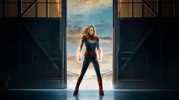 Новый трейлер «Капитана Марвел»: Самая сильная женщина во Вселенной