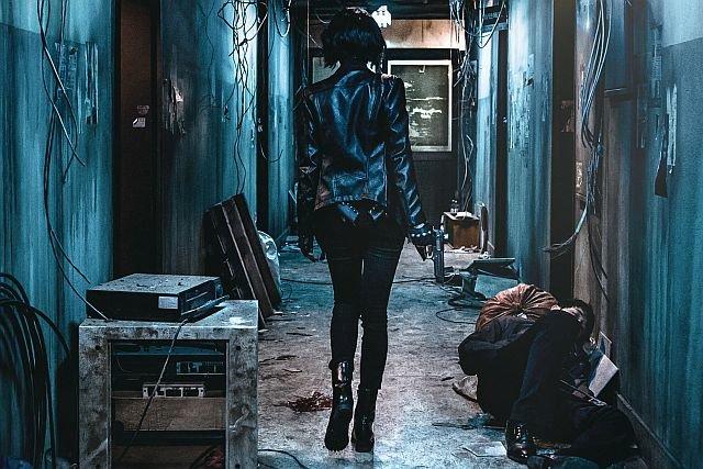 Фрагмент постера фильма «Злодейка»