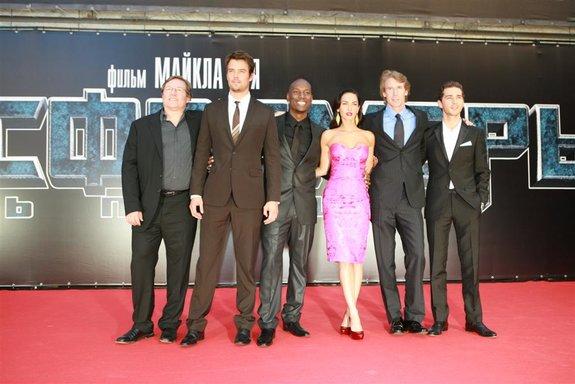 команда фильма