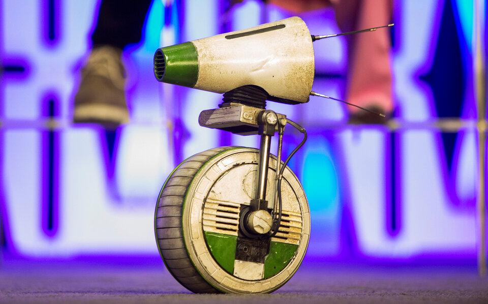 Робот DO / Фото: Getty Images