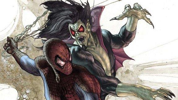 «Живой вампир» получит собственный спин-офф во вселенной Человека-паука — новости на КиноПоиске