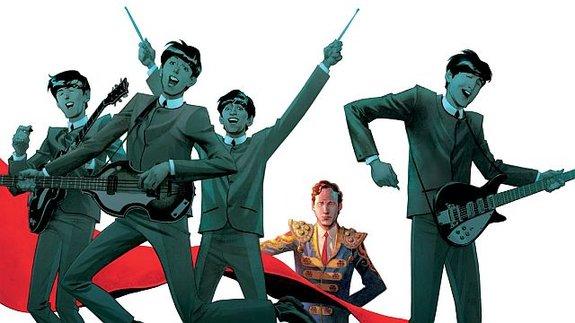 Графический роман «Пятый битл» станет мини-сериалом — новости на КиноПоиске