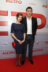 Катерина Шпица и Сергей Пускепалис