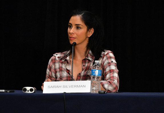 Сара Силверман