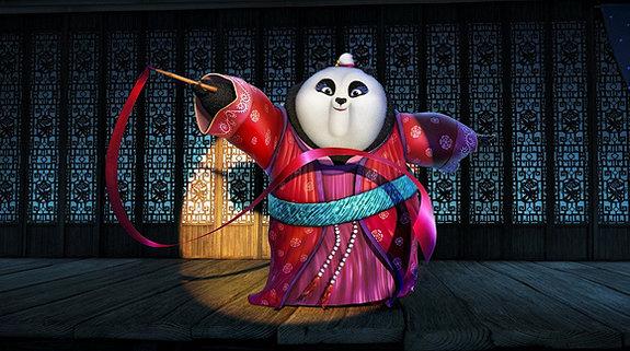 «Кунг-фу панда 3»