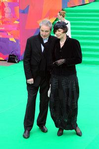 Вениамин Смехов с супругой