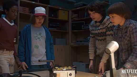 «Очень странные дела»: Трейлер второго сезона