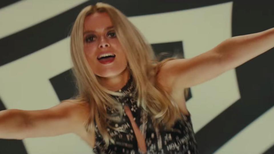 Кадр из фильма «Однажды… в Голливуде»