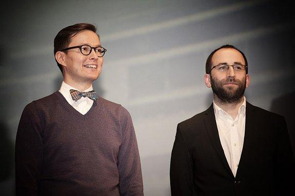 Николай Куликов и Михаил Местецкий