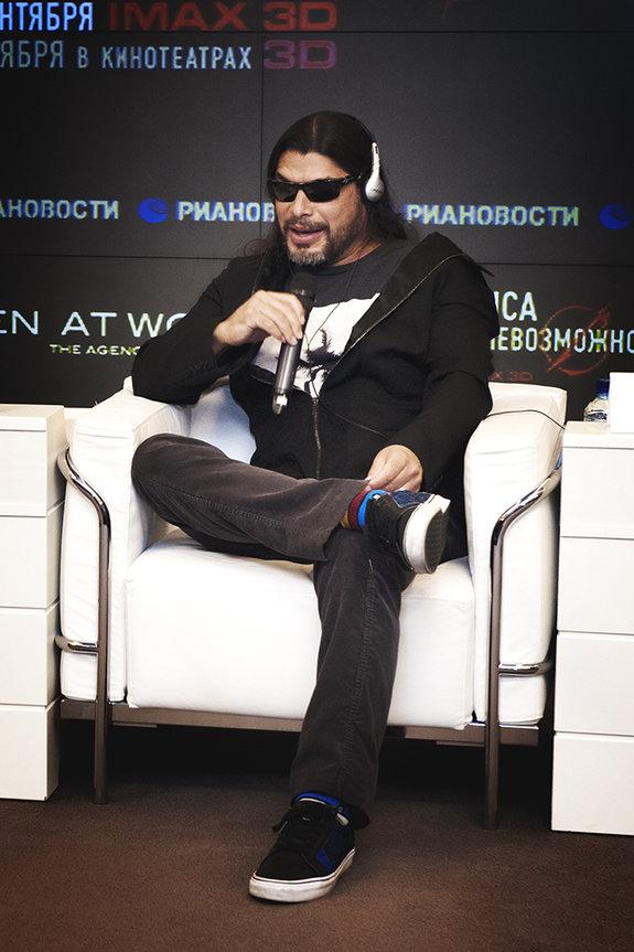 Роберт Трухильо