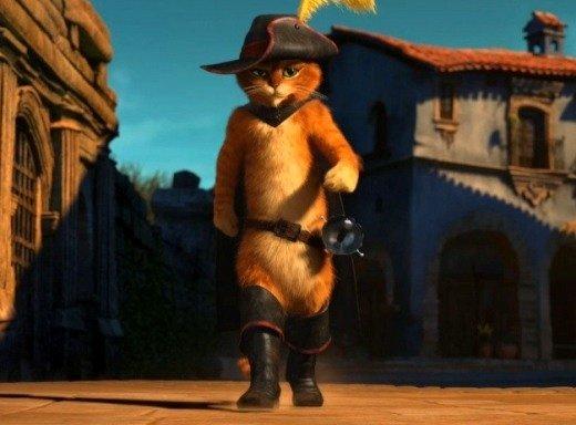 Антонио Бандерас: «Кот в сапогах лишил меня женского внимания»
