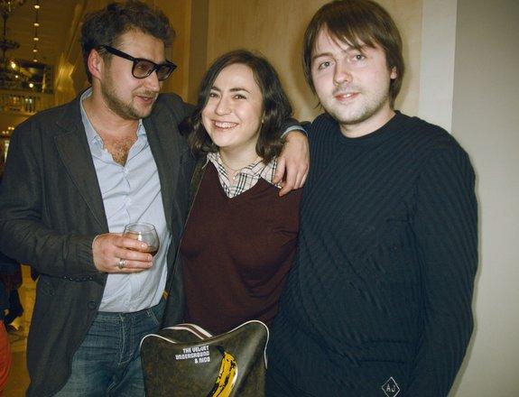 Андрей Стемпковский, Заира Озова и Борис Нелепо