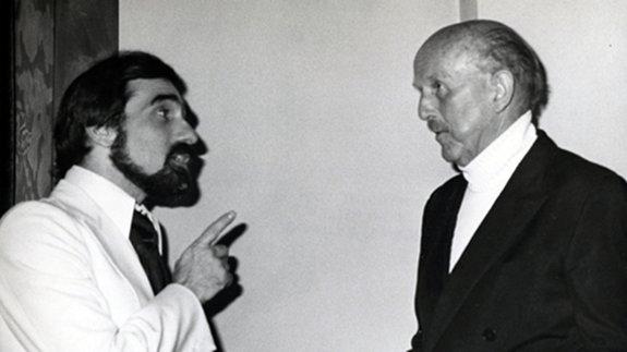Мартин Скорсезе и Майкл Пауэлл