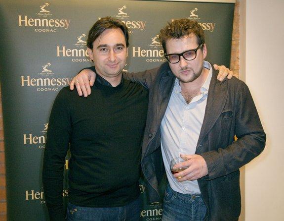 Андрей Стемпковский и Роман Борисевич
