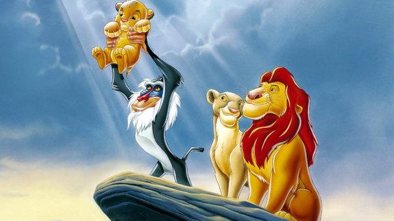 В steam появились игры disney о короле льве и аладдине