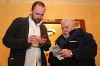 Борис Хлебников и Сергей Соловьев