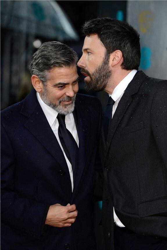 Джордж Клуни, Бен Аффлек