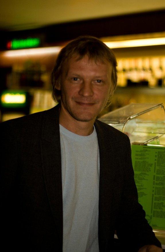 Алексей Серебряков, актёр
